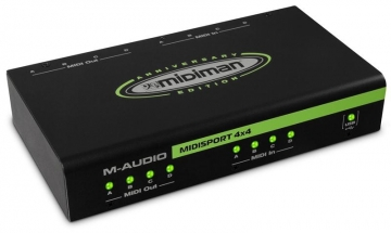 M Audio Midisport