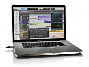Protools of Reaper laptop