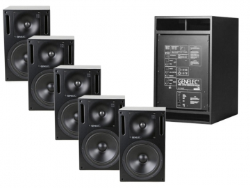 Genelec 5.1 Surround Large