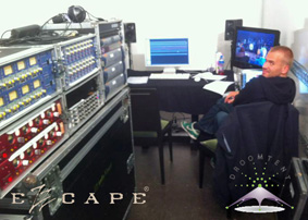 PA & live-recording Ezzcape Celebrating Life