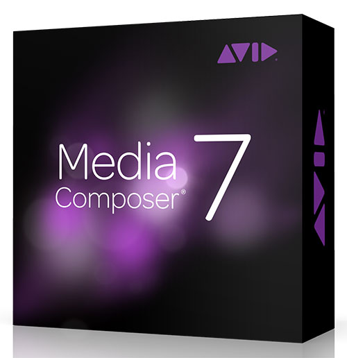 Avid Media Composer 7 te huur